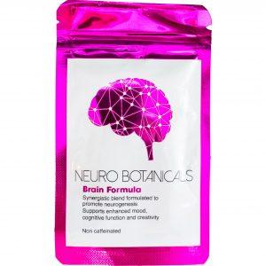Neuro Botanicals - Formule pour le cerveau Microdose