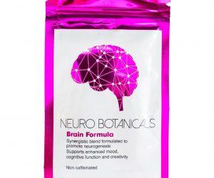 Neuro Botanicals – Brain Formula Microdose Capsules (Pack of 10)
