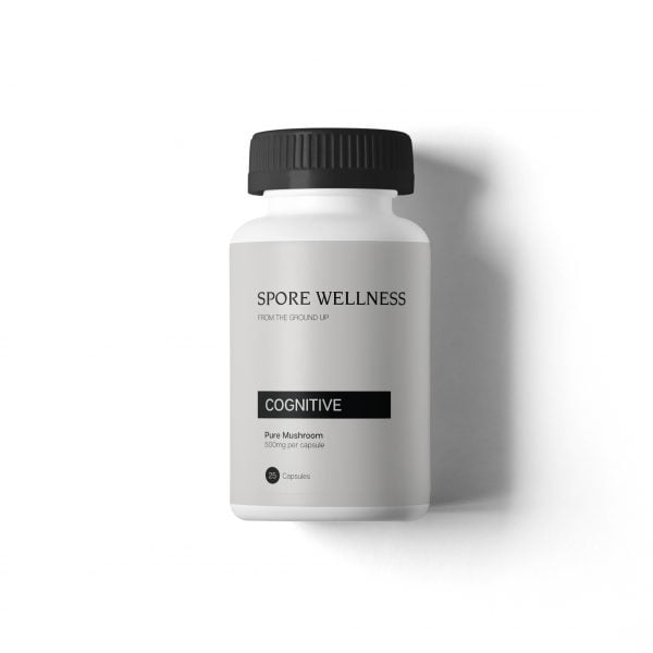 Spore Wellness Cognitive front