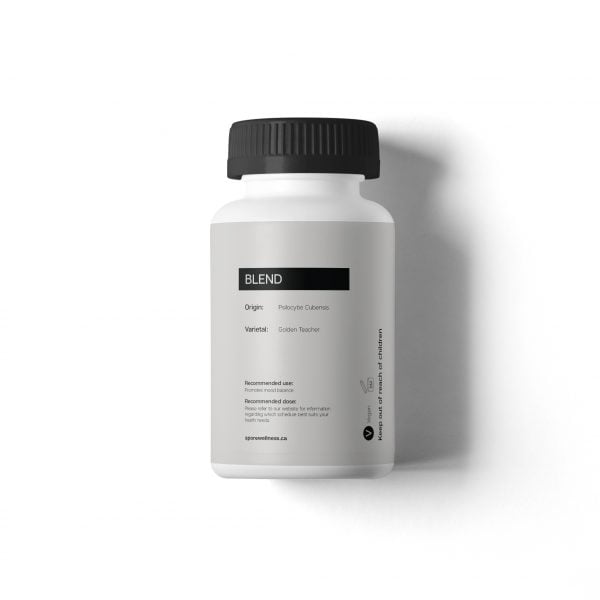 Spore Wellness Essential back