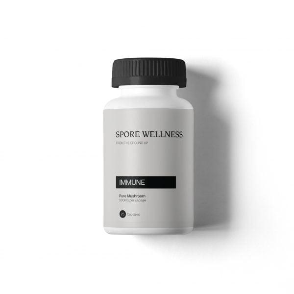 Spore Wellness Immune front