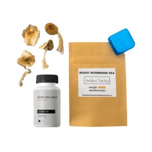 First Timer Magic Mushroom Kit Psych 101