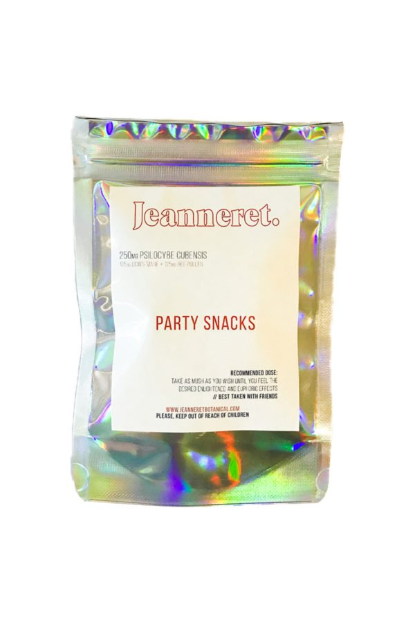 Jeanneret Party Snacks Mushroom Capsules