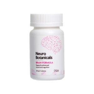 Neuro Botanicals Brain Formula Microdose Mushroom Capsules