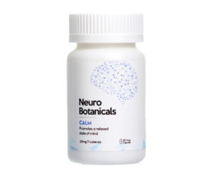 Neuro Botanicals (Calm) Microdose Mushroom Capsules