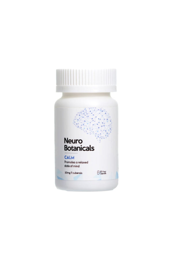 Neuro Botanicals Calm Microdose Mushroom Capsules