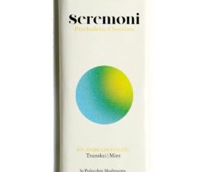 Seremoni Psilocybin Chocolate Bar Edibles (Mint & Transkei Mushrooms)