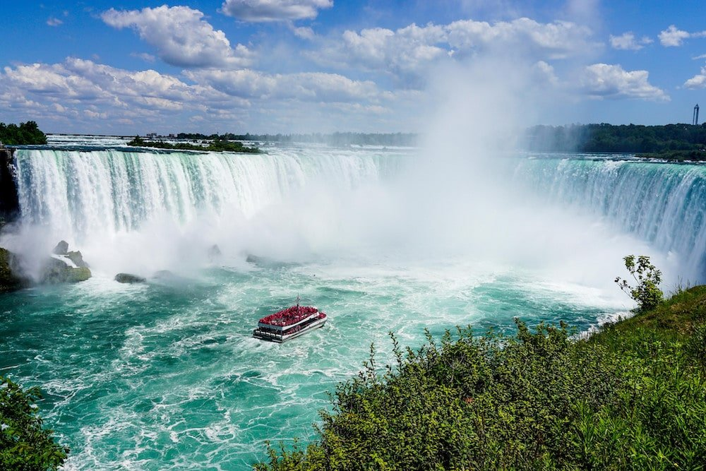 Niagara Falls ON Canada