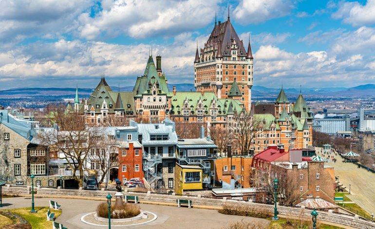 Quebec City QC Canada