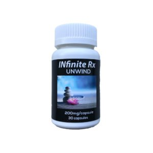 INfinite Rx Unwind Microdosing Psilocybin Capsules