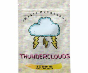 Thunder Clouds Milk Chocolate Magic Mushroom Edibles
