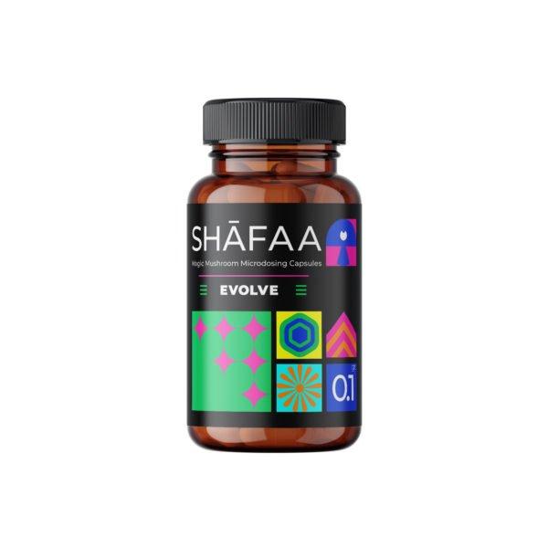 Shafaa Evolve Microdosing Cognition Capsules