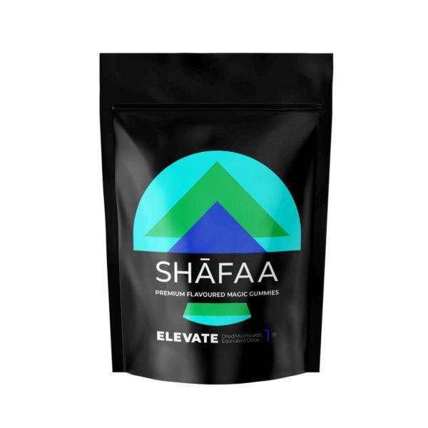 Shafaa Macrodosing Magic Mushroom Gummies Elevate