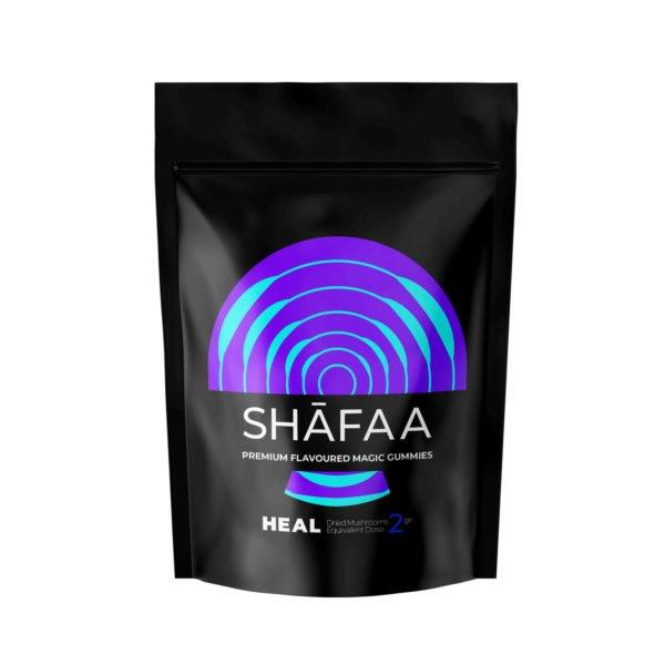 Shafaa Macrodosing Magic Mushroom Gummies Heal