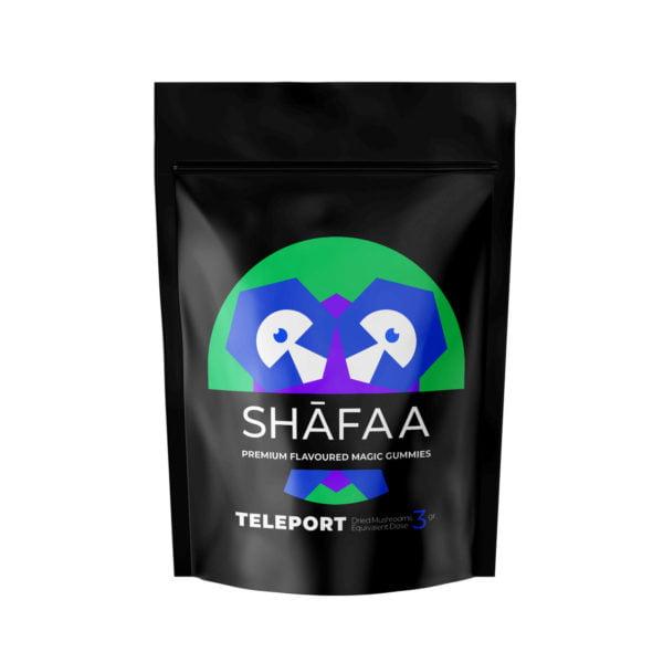 Shafaa Macrodosing Magic Mushroom Gummies Teleport