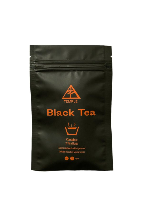 Magic Mushroom Tea Black Tea