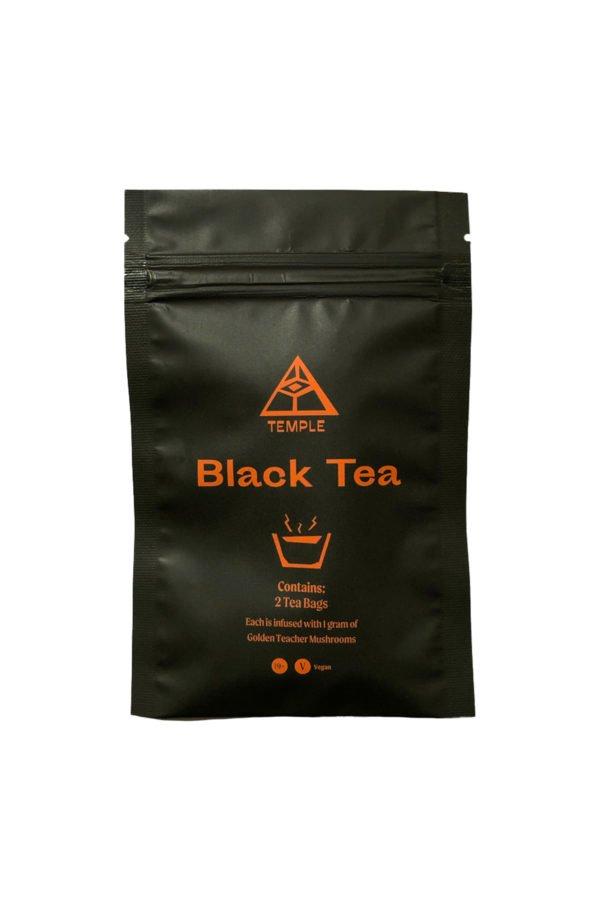 Magic Mushroom Tea Black Tea
