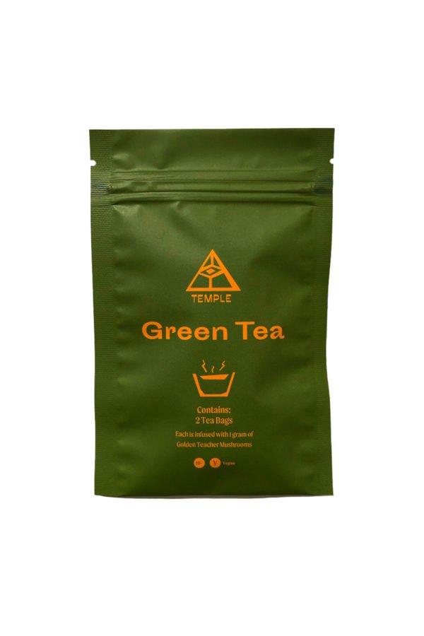 Magic Mushroom Tea Green Tea