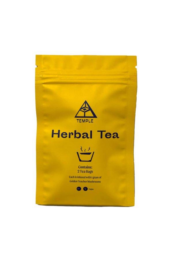 Magic Mushroom Tea Herbal Tea