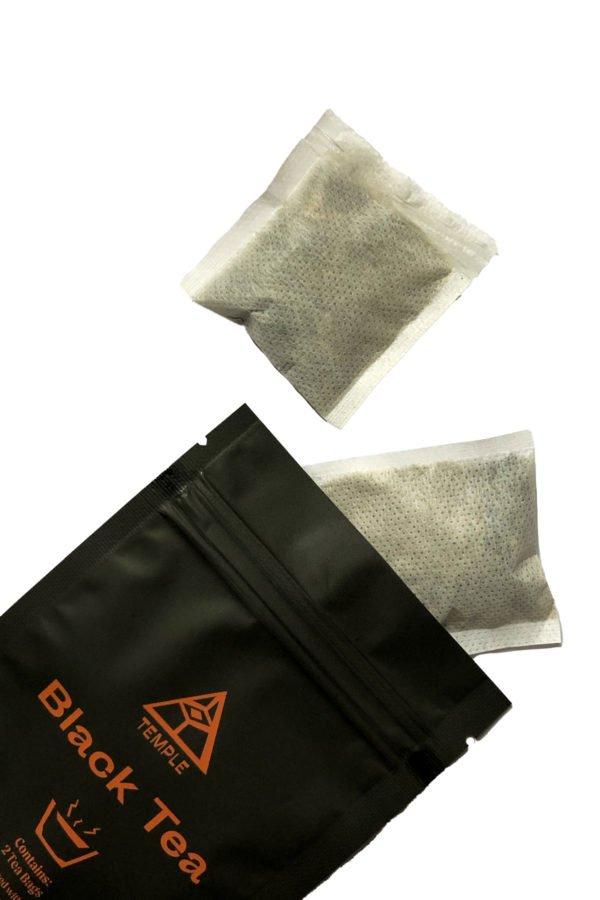 Temple Magic Mushroom Tea Bags Black Tea
