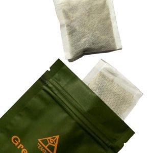 Temple Magic Mushroom Tea Bags Green Tea