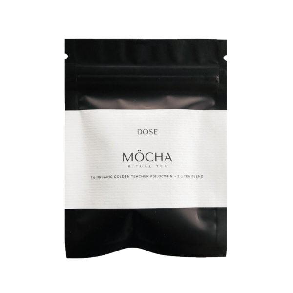DOSE MOCHA RITUAL TEA