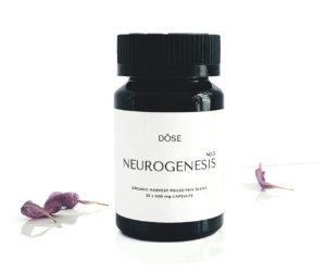 Dose Neurogenesis No.3 Microdose Psilocybin Capsules