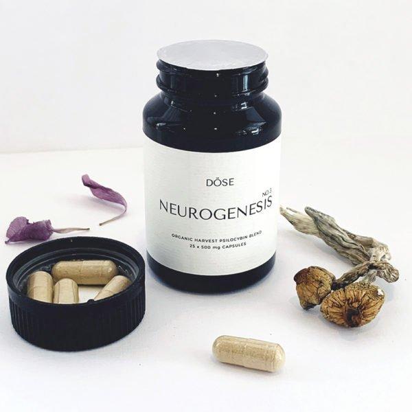 Dose Neurogenesis No.3 Microdose Capsules All