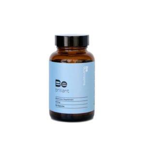 Be Brilliant Mushroom Supplement Capsules Product