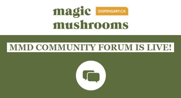 MMD Community Forum is Live