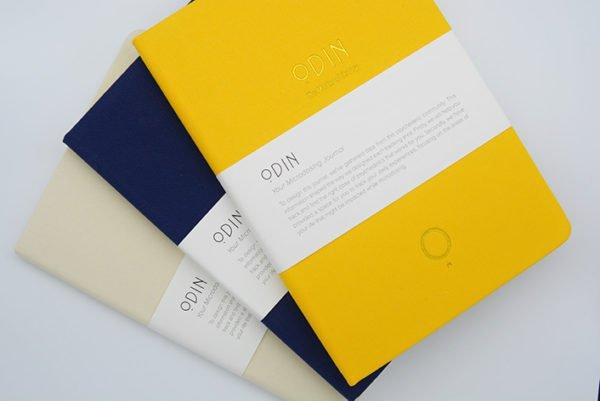 Odin The Microdosing Journal