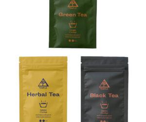 Temple Magic Mushroom Tea Trifecta Pack