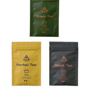 Temple Magic Mushroom Tea Trifecta 3 Pack Product