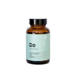 Be Youthful Booster Mushroom Supplement Capsules