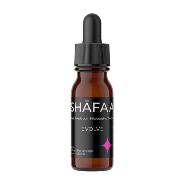 Shafaa Evolve Magic Mushroom Microdosing Tincture